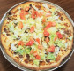 Steak & Cheese Pizza (8 Slice)